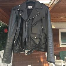 host pick leather motorcycle jacket