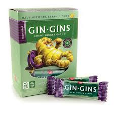 gin gins chewy ginger candy 4 5 oz box