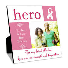 t cancer hero personalized photo
