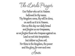 Vwaq The Lord S Prayer Bible Wall Decal Our Father White Vinyl Letters Art Scripture Quote Faith Home Christian Decor Stickers Newegg Com
