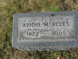 Addie Marshall Alles (1872-1965) - Find A Grave Memorial