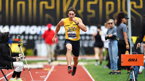 Ben Johnson - Track and Field - Wichita State Athletics