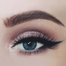 can you use makeup with pink eye