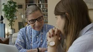 "Sundance 2018 Women Directors: Meet Betsy West and Julie Cohen — ""RBG"" |  Women and Hollywood"