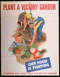 Plant a Victory Garden: Digital Collections for the Classroom