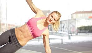 lose belly fat and get six pack abs