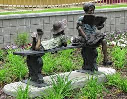 bronze sculpture sculpture