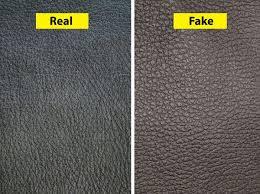 identify original leather bag