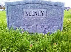Jane Adeline Lawson Keeney (1837-1895) - Find A Grave Memorial