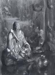 Asian-style still life by Elmer Wesley Greene Jr. on artnet