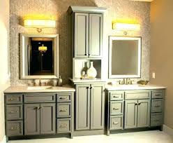 tall bathroom cabinet nz used cabinets