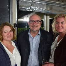 Roslyn Smith, Ross Musgrove and Kari Stephens.   Buy Photos Online    Chronicle