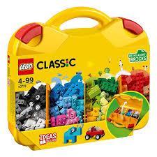 Đồ chơi vali sáng tạo LEGO Classic 10713 (213 Chi Tiết)