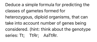 deduce a simple formula for predicting