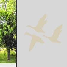 Geese Flying Man Cave Decals Hunter Wall Decor Vinyl Art Stickers Boy Room Decor