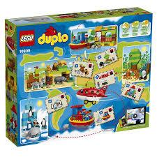 Đồ chơi xếp hình Lego Duplo 10805 - Vòng Quanh Thế Giới, Giá tháng 9/2020