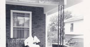 FOWLER FAMILY HISTORY: Mahalia Jackson sang at my grandmother's funeral and  Leadbelly was her baby daddy