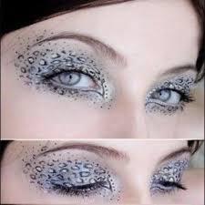 leopard eye makeup make up tips