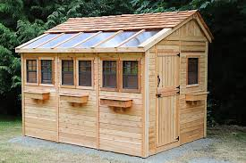 how to choose a garden shed west