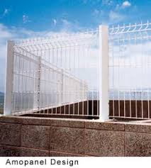 Image1 Ametco Welded Wire Security Fences A New Generation Of Security Fences Manufacturer Ametco Manufacturing Corporation Offers Technical Assistance To Architects Engineers Contractors Owners And Facility Managers Regarding The
