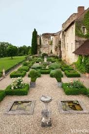 french style home gardens