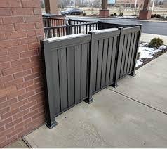 Series 9p Aluminum Privacy Fence Aluminum Fence Superior Aluminum