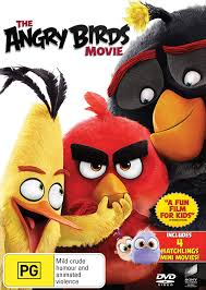 Amazon.com: The Angry Birds Movie [DVD]: Jason Sudeikis, Josh Gad ...