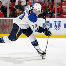 Alex Steen Injury: Blues Recall Adam Cracknell From Peoria - St ...
