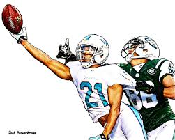 Brent Grimes Miami Dolphins - New York Jets Wes Saxton   Flickr