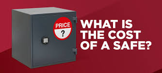 how much do safes cost whats the