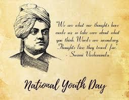 swami vivekananda quotes on national youth day स्वामी