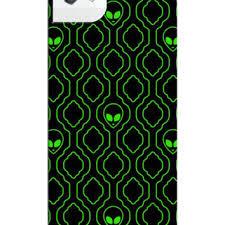 alien wallpaper iphone case from
