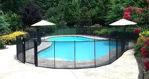 Best Pool Safety Fence Review And Installation Guide Hot Tub Guide