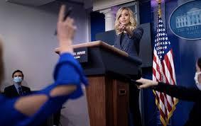 Trump's New Press Secretary Fits Right In | The Nation