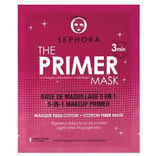 the primer mask masque tissu