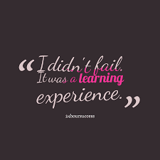 hoursuccess quote about experience