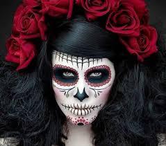 sugar skull makeup halloween makeup ideas