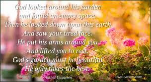 17 best funeral poems for grandma
