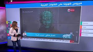 لقاء حصري مع فيروس كورونا على قناة عربية وقناة لبنانية تعلن