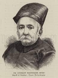 Image result for Sir Dinshaw M. Petit