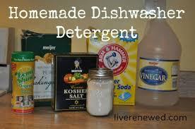 washing dishes and homemade dishwasher