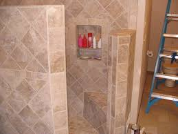 fiberglass showers that look like tile