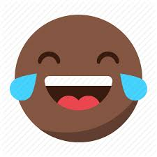 Image result for blacklaughing crying emoji