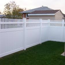 6 Tremont Vinyl Privacy Fence Weatherables