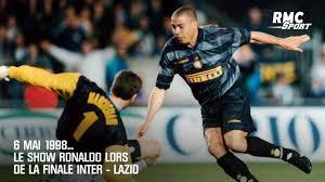 6 mai 1998... Le show Ronaldo lors de la finale Inter - Lazio