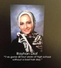 here s proof that muslim girls write the most epic yearbook quotes