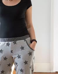 Monsal Lounge Pants from Wendy Ward __ A HAPPY STITCH - A HAPPY STITCH