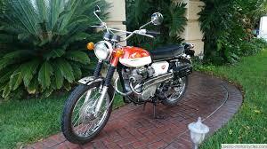 1969 honda cl 350 clic motorcycles