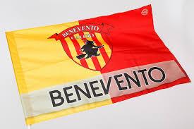 Bandiera Giallo Rossa - Benevento Calcio Store