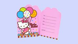 free 15 o kitty invitation designs